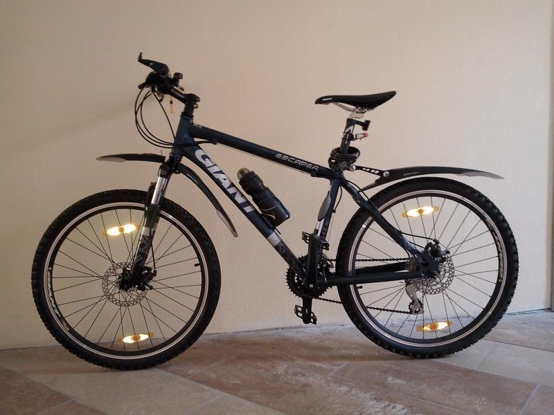 Велосипед - Giant